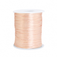 Satin Draht 1.5mm Peachy rose