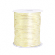 Satin Draht 1.5mm Tender yellow