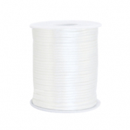 Satin Draht 1.5mm White