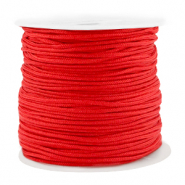 Macramé Band 1.5mm Spar Rolle Red