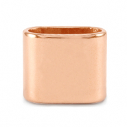 Metall Schieber DQ Mix & Match Rosegold (Nickelfrei)
