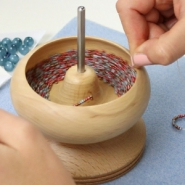 Schmuck machen: Junior Beadalon Spin-N-Bead Bead Loader ♡ DIY