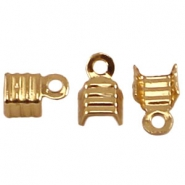 DQ Verteilerklemmen 4 mm gold plated
