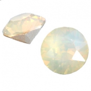 Swarovski Elements chaton SS29 (6.2mm) light grey opal