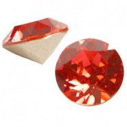 Swarovski Elements chaton SS29 (6.2mm) padparadscha rose