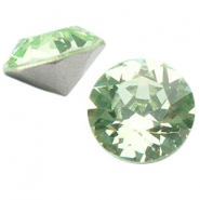 Swarovski Elements chaton SS29 (6.2mm) chrysolite
