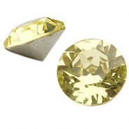 Swarovski Elements chaton SS29 (6.2mm) jonquil geel