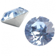 Swarovski Elements chaton SS29 (6.2mm) light sapphire