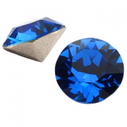 Swarovski Elements chaton SS29 (6.2mm) capri blue