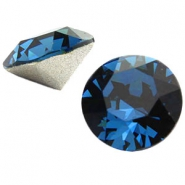 Swarovski Elements chaton SS29 (6.2mm) montana blue