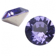 Swarovski Elements chaton SS29 (6.2mm) tanzanite purple