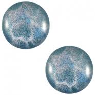 Cabochon Polaris 12 mm leopard dafne blue