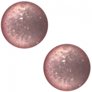 Cabochon Polaris 12 mm Paipolas matt antique pink
