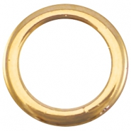 Dichter Ring DQ Metall 18mm gold (nickelfrei)
