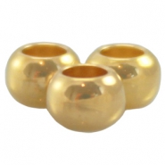 Ball DQ Metall 4 x 2.5mm gold (nickelfrei)