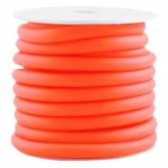 Gummi Band DQ 5 mm neon orange