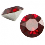 Swarovski Elements chaton SS29 (6.2mm) siam red