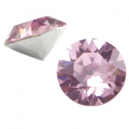 Swarovski Elements chaton SS29 (6.2mm) light amethyst purple