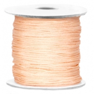 Macramé Draht Light peach