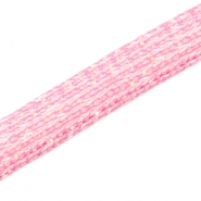 Dreamz Band Glitzer 10 mm Pink