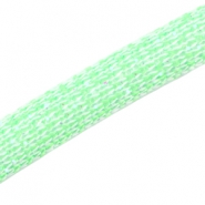 Dreamz Band Glitzer 10 mm Bright green
