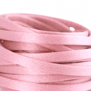 Seidenband DQ flach 5mm Antique pink