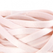 Seidenband DQ flach 5mm Light rose