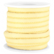Trendy Jean-Jean Kordel gesteppt 6x4 mm Summer yellow