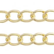 Basic Quality Kette 21x16 mm Gold