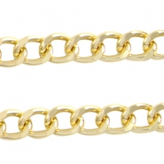 Basic Quality Kette 16x12 mm Gold