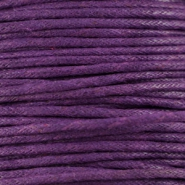 Wachskordel 1.5 mm Purple