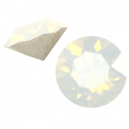 Swarovski Elements SS24 Chaton (5.2mm) White opal