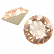Swarovski Elements SS24 Chaton (5.2mm) Light peach