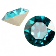 Swarovski Elements SS24 Chaton (5.2mm) Blue zircon