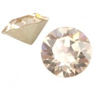 Swarovski Elements SS24 Chaton (5.2mm) Light silk beige