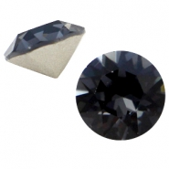 Swarovski Elements chaton SS29 (6.2mm) Graphite grau