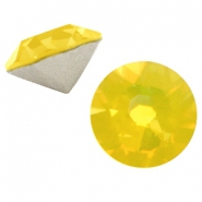Swarovski Elements chaton SS29 (6.2mm) Yellow opal