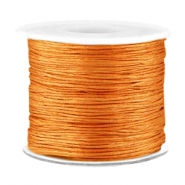 Macramé band 0.7mm Light copper brown