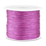 Macramé band 0.7mm Violet purple