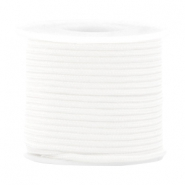 Trendy Surfkordel rund 2mm White