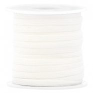 Trendy Surfkordel rund 4mm White