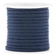 Trendy Surfkordel flach 4mm Dark blue