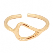 Musthave Ringe Dreieck Gold