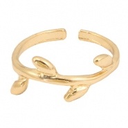 Musthave Ringe Leaf Gold