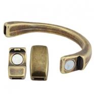 DIY TUTORIAL: Basis Armband mit Leder DQ – Selbst Schmuck machen ...