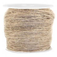 Trendy Kordel Jute 1.0mm Beige
