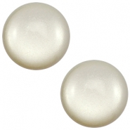 12 mm classic Cabochon Super Polaris Light silver shade