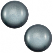 20 mm classic Cabochon Super Polaris Rustic blue