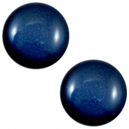 12 mm classic Cabochon Super Polaris Radiant blue