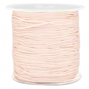 Macramé band 1.0mm Peach
